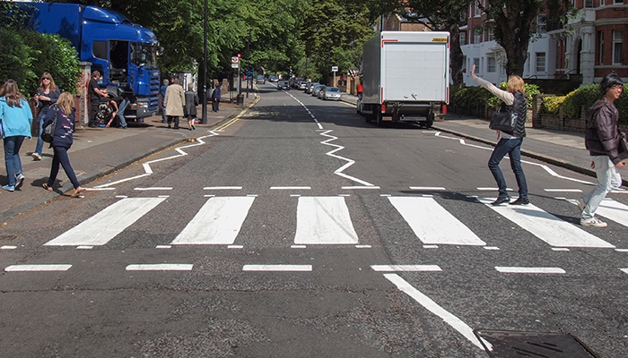 Listing of Abbey Road Crossing